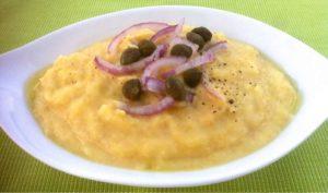 Authentic Greek Fava recipe (Yellow Split Peas Puree)