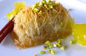 Homemade-Kataifi